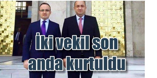Ankara'da bombalı saldırı; Patlamadan 2 milletvekili son anda kurtuldu!