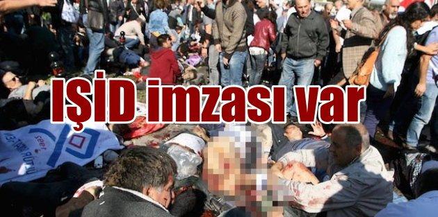 Ankaradaki saldırıyla ilgili flaş gelişme; IŞİDin işi