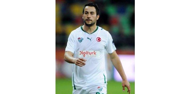 Antalyaspor Ozan İpek'i...