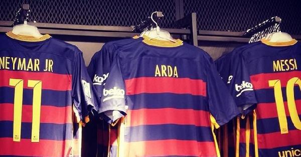 Arda Turan'ın Barcelona...