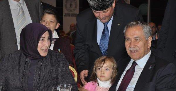 Arınç: Eleştirilere Kulak Asmazsanız Birikir Türkiye Yönetilemez Hale Gelir (2)