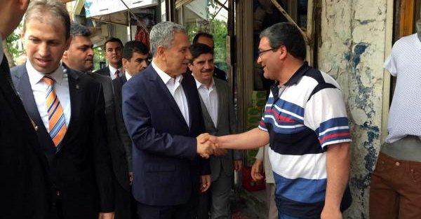 Arınç: HDP'ye bombalı saldırıların faili yakalanmak üzere
