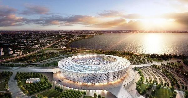 Azerbaycan 2015 Avrupa Oyunları'na Hazırlanıyor