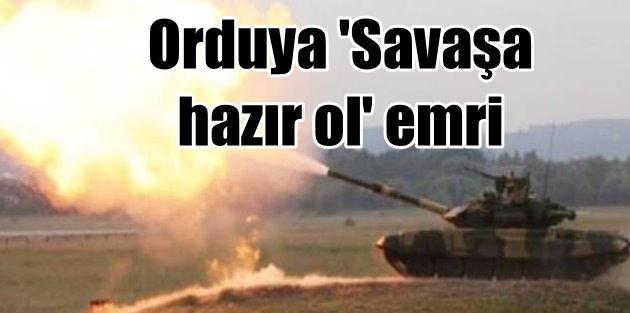 Azerbaycan Ordusu savaş tatbikatına başladı
