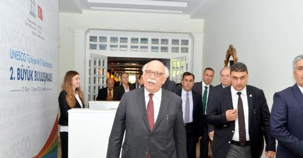 Bakan Avcı, Unesco Toplantısında Bm'yi Eleştirdi