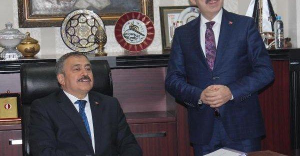Bakan Eroğlu: 1001 Göletin Açılışına Hazırlanıyoruz