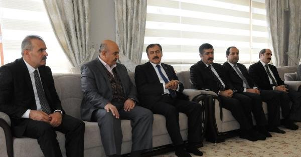 Bakan Eroğlu, Van'da...