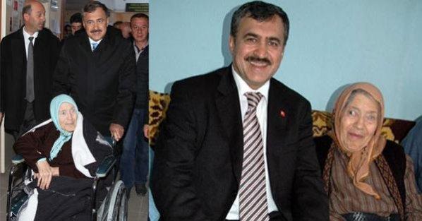 Bakan Eroğlu'nun...
