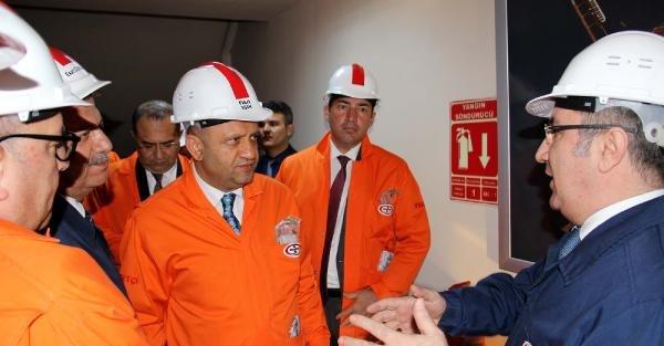 Bakan Işık'tan CHP'nin projesine eleştiri: Bunlar ayağı yere basmayan projeler (3)