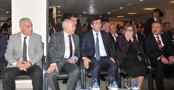 Bakan Yılmaz: Ermenek'te Geniş Çalişma Başlatılacak