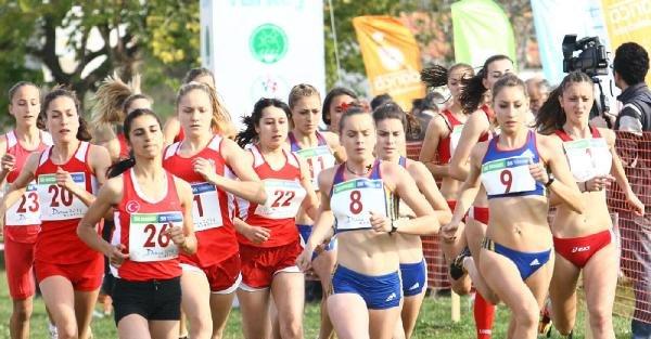 Balkan Kros Şampiyonasi Darıca'da Yapıldı