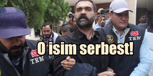 Bamba Ankara'da patlayacak diyen HDP'li tahliye edildi