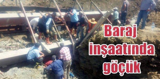 Baraj göçüğünde 3 işçi için umutlar tükeniyor