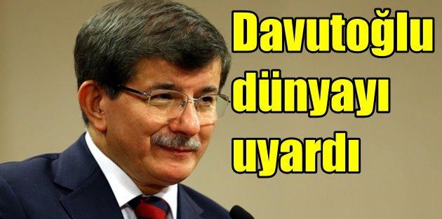 Başbakan Davutoğlu açıkladı: 70 bin mülteci Türkiyeye geliyor