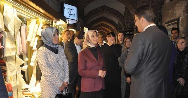 Başbakan Davutoğlu Bursa'da (4)