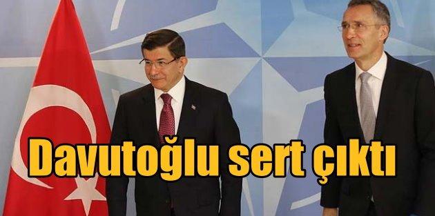 Başbakan Davutoğlu: Hiçbir ülke bizden özür beklemesin