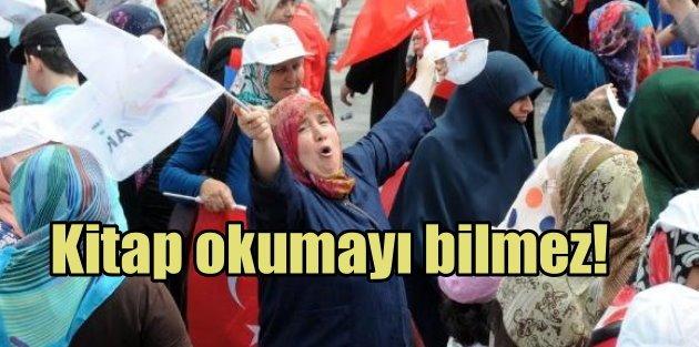 Başbakan Davutoğlu: Kılıçdaroğlu kitap okumayı bilmez