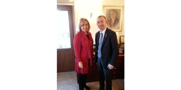 Basın Konseyi, İstanbul Barosu Başkanı Kocasakal'ı Ziyaret Etti