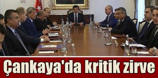 Bayırbucak Türkmenleri için Çankaya Köşkünde kritik toplantı
