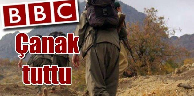 BBC PKK'nın gür sesi, BDP'liler ise psikolojik savaş görevlisi