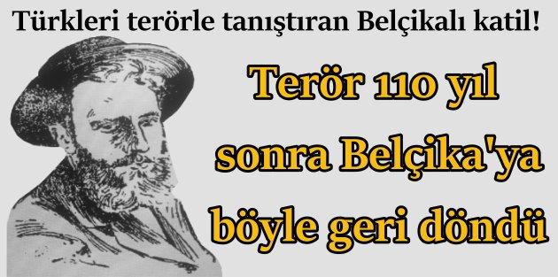 Belçika'da terör saldırısı; İstanbul'u kana bulayan Belçikalı terörist Edward Joris!