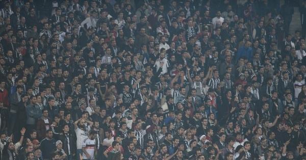 Beşiktaş - Partizan Maçının İkinci Yarı Fotoğrafları