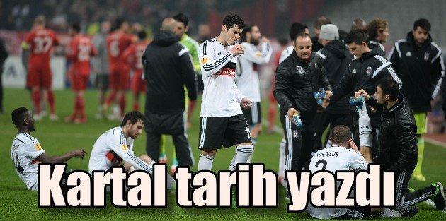 Beşiktaş Tarih Yazdı; Bu maç yıllarca unutulmayacak