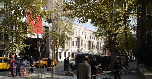Beşiktaş'ta Vinç Kazası: 1 Yaralı