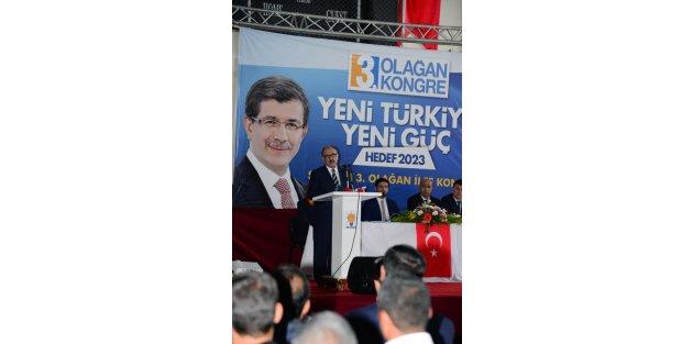 Beşir Atalay: 2015 Seçiminden Sonra Hedefimiz Yeni Anayasa