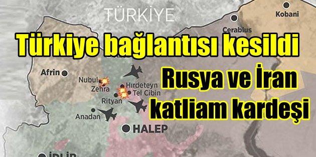 Bir avuç Türkmen ölüm kalım mücadelesi veriyor