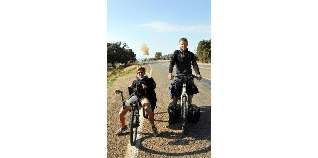 Bisikletle Avrupa Turu