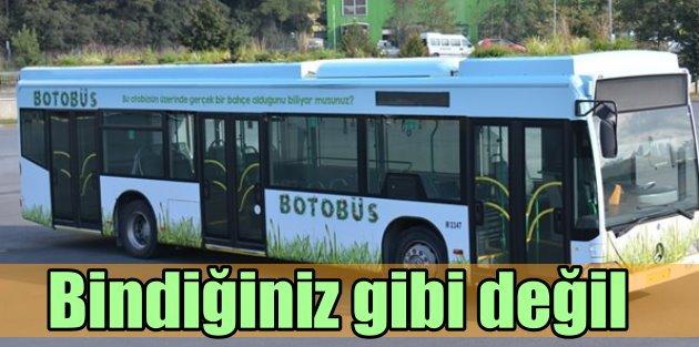 Bu Otobüs Bildiğiniz Otobüs Değil