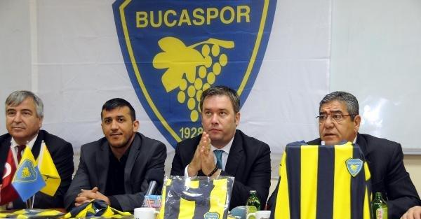 Bucaspor'a müjde