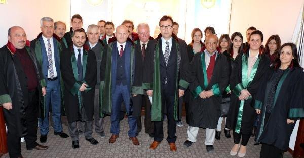 Burdur Baro Başkanı Gedik: İç Güvenlik Paketi hukuk güvenliğini ortadan kaldıracak