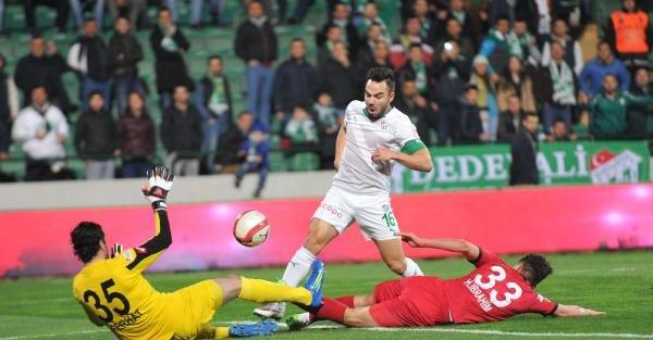 Bursaspor-Gençlerbirliği...