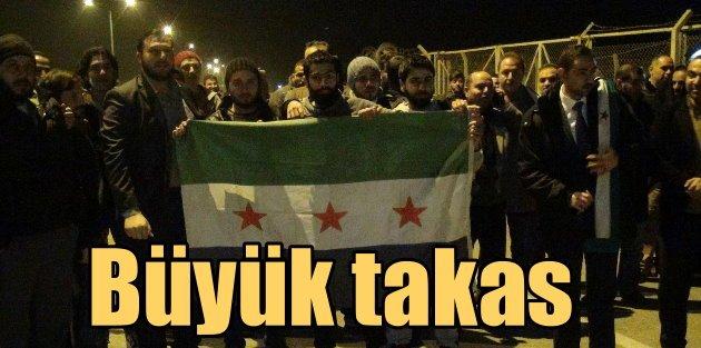 Büyük Takas; Muhalifler 338 kişiyi Şam'a yolladı
