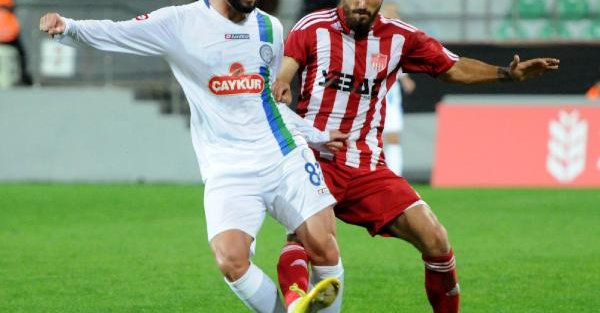 Çaykur Rizespor - Sebat Proje Trabzon Akçaabat: 4-1