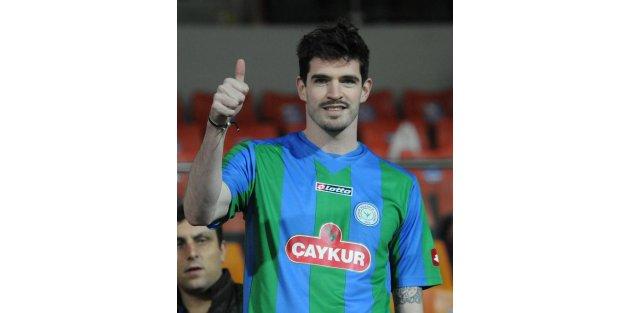 Çaykur Rizespor'da Fenerbahçe öncesi Lafferty sevinci