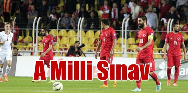 Çek Cumhuriyeti - Türkiye: 0 -0  (GENİŞ ÖZET)