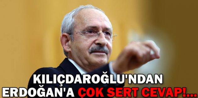 CHP Genel Başkanı Kılıçdaroğlundan Erdoğana Çok Sert Cevap