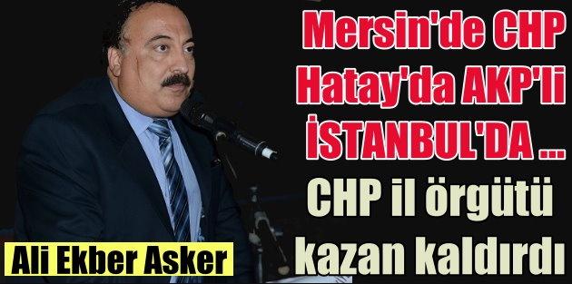 CHP İstanbul il teşkilatını karıştıran adam