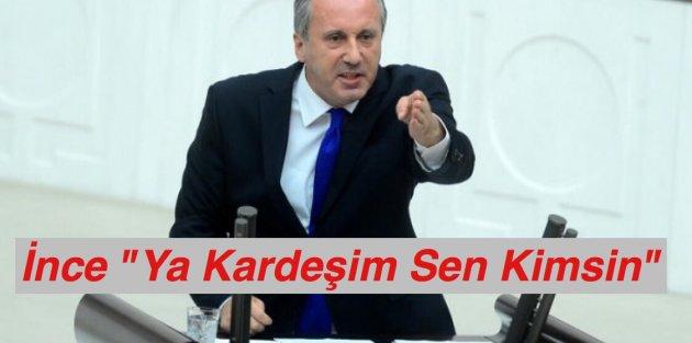 CHPli İnceden Bilal Erdoğana: Sen kimsin okul müdürleriyle toplantı yapıyorsun ?