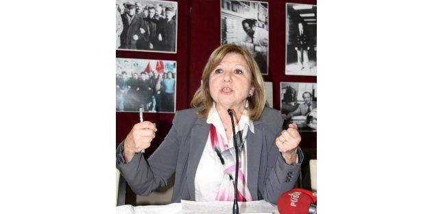 CHP'li Nur Serter: Çipras,...
