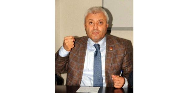 CHP'li Özkan: AKP yıkıldı,...