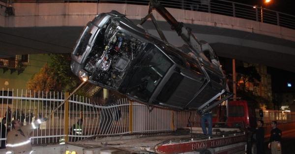Cip, Tren Yoluna Düştü: 1 Yaralı