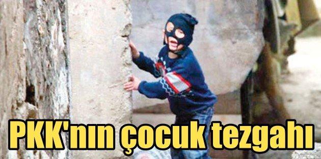 Cizrede PKK eski taktiği uyguladı, çocuklar öne sürüldü