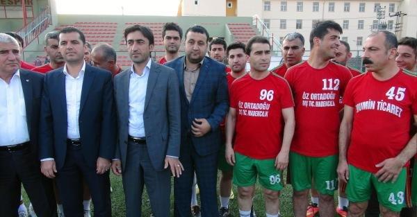 Cizrespor Başkanı: Fenerbahçe Ya Da Galatasaray'ı İstiyoruz