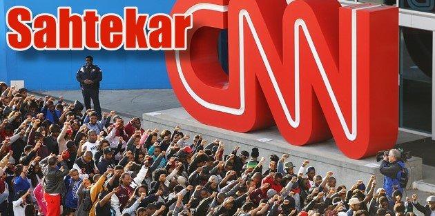 CNNe Amerikada büyük öfke