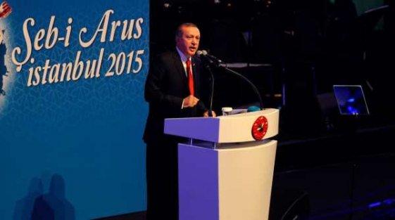 Cumhurbaşkanı Erdoğan; İslam Dünyası büyük bir imtihanla karşı karşıya