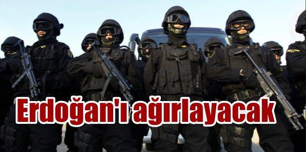 Cumhurbaşkanı Erdoğan Özel Harekat Timleri'ni ziyaret edecek